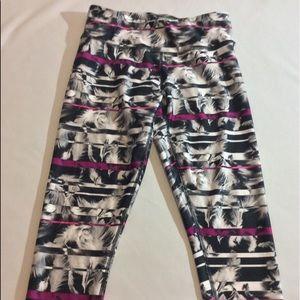 Puma cropped leggings